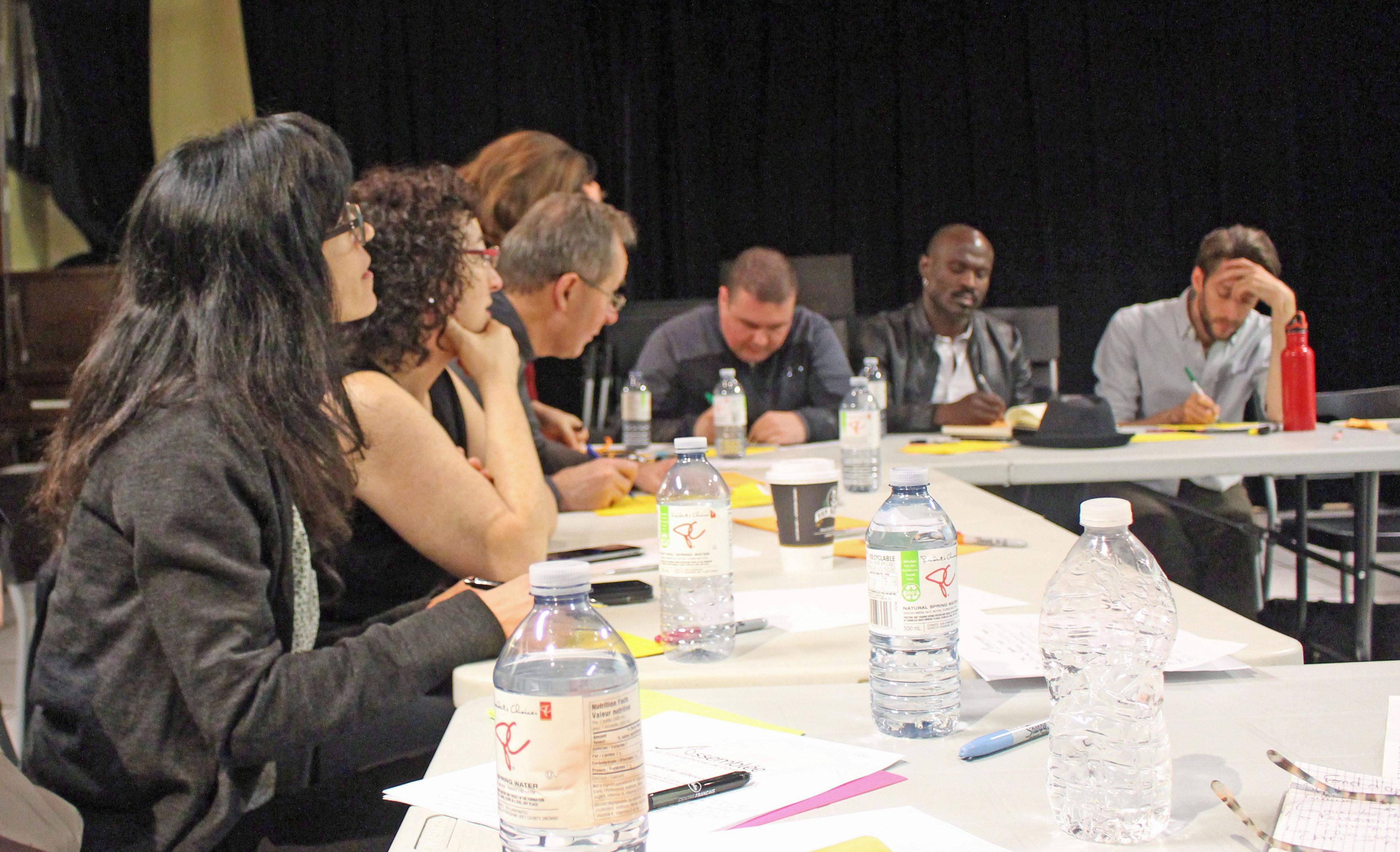 La communauté culturelle et artistique francophone de Toronto planche sur les enjeux des arts francophones de la province