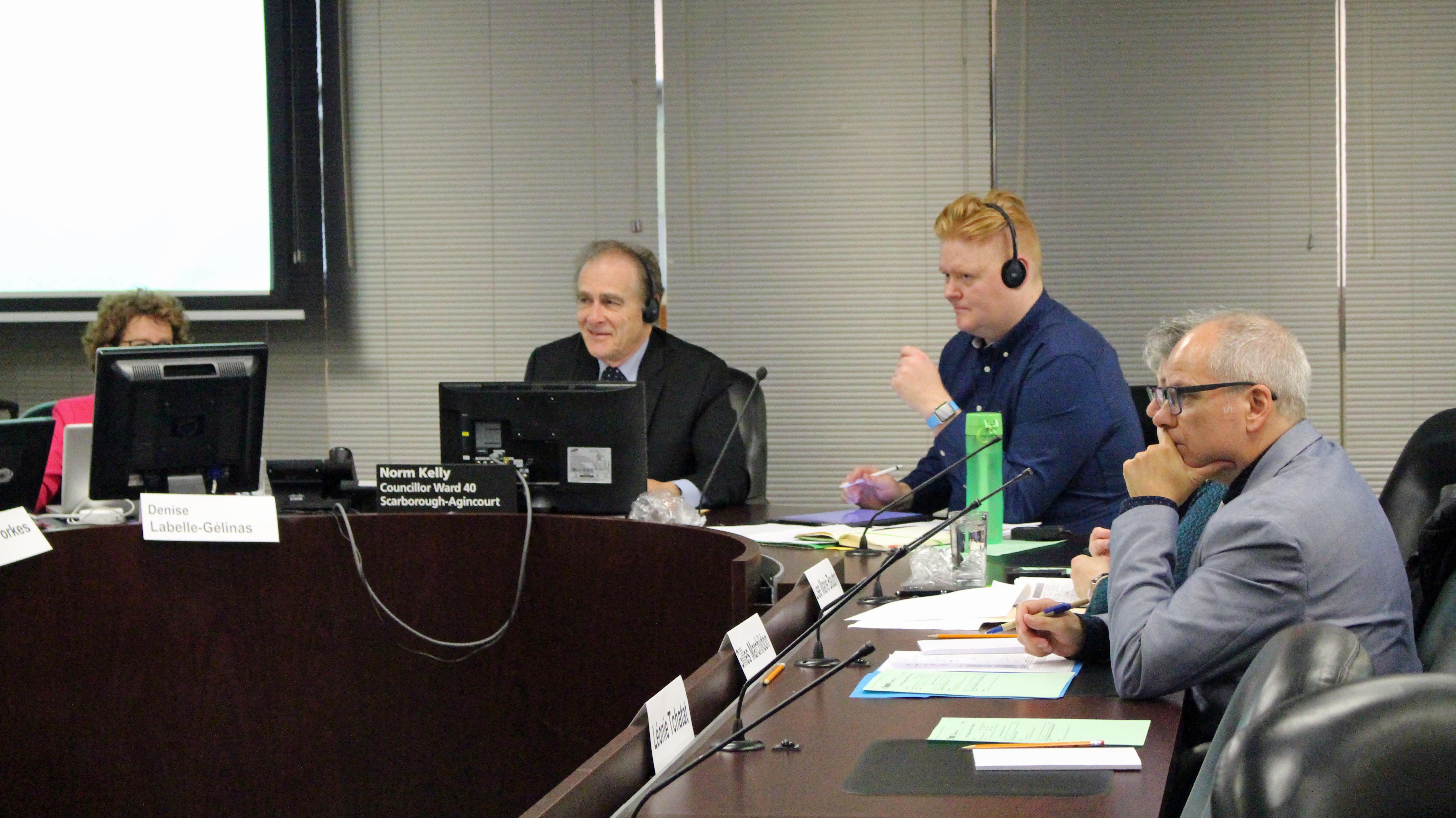 Le coprésident et conseiller municipal Norm Kelly se dit enthousiasmé par le projet d'une université de langue française dans le Grand Toronto