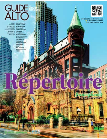 Repertoire Grand Toronto 2020